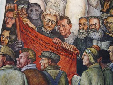 Trotsky-Rockefeller
