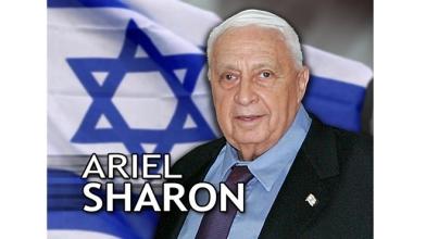 MIDEAST ISRAEL PALESTINIANS SHARON