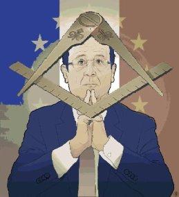 Hollande le maçon