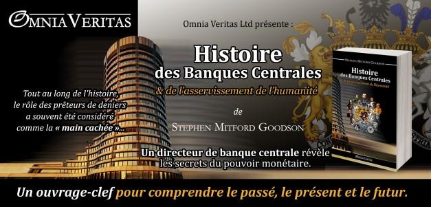 Bandeau Histoire des Banques Centrales